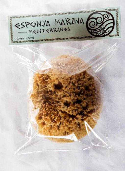 Envase esponja baño adulto - Honey Comb
